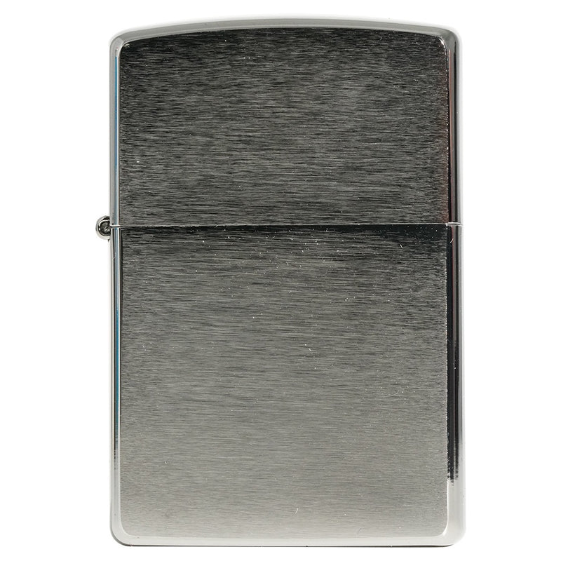 Zippo 200 Regular Brush Finish Chrome