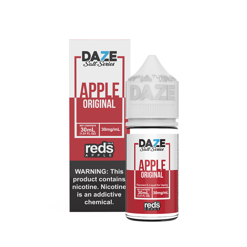 Daze Reds Salt Series 30ml