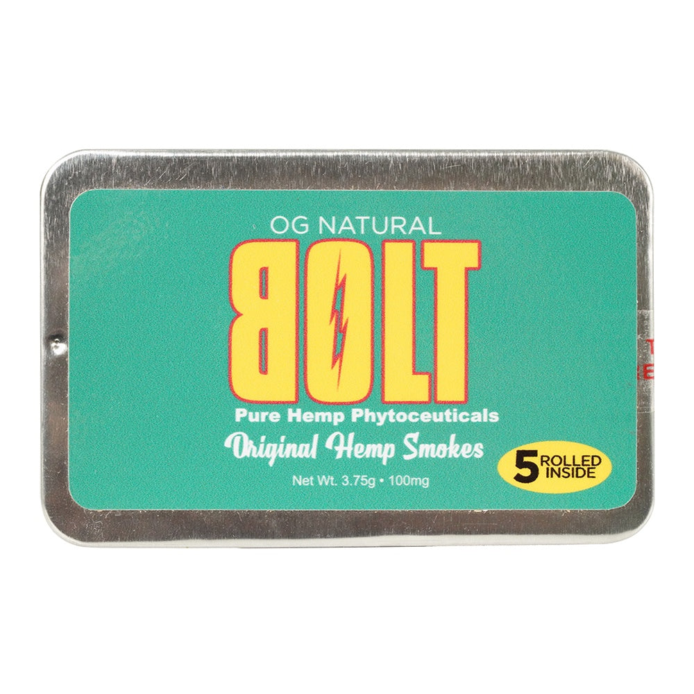 Bolt Original Hemp Smokes