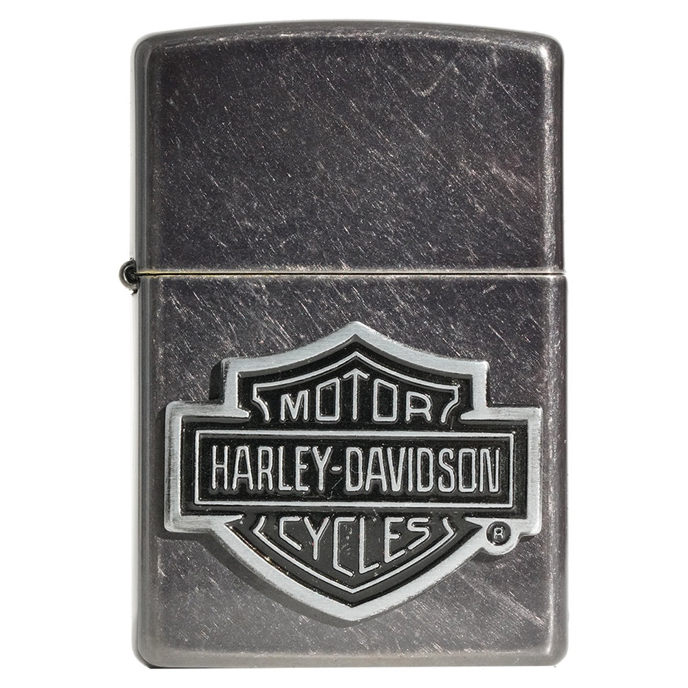 Zippo Harley Davidson Bar and Shield