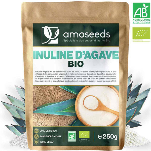 Inuline d'Agave Bio 250g