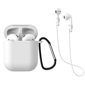3PCS Accessories for AirPods 2 Case Wireless Bluetooth Headphone Air Pods Protective for AirPod Case Accessories
