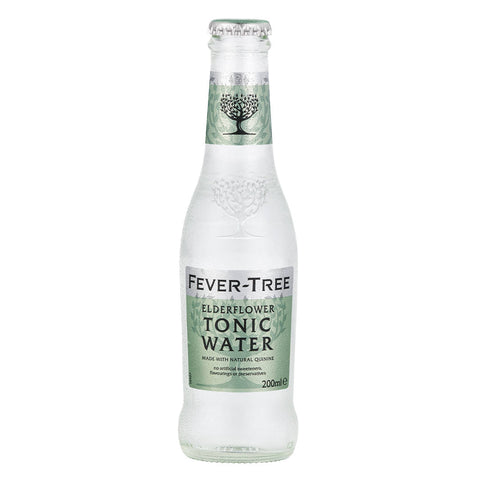 Fever-Tree Tonic Water Elderflower | Vinothèque du Leman