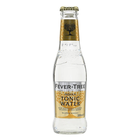 Fever-Tree Tonic Water Premium Indian | Vinothèque du Leman
