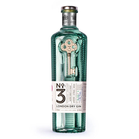 London Dry Gin NO°3 | Vinothèque du Leman