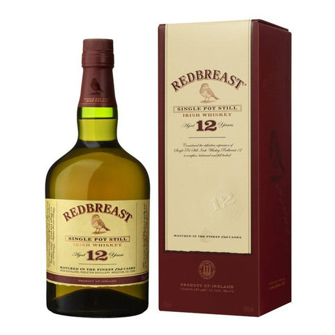 Whisky Redbeast 12 ans Single Pot Still 40° | Vinothèque du Leman