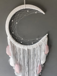 White feather moon