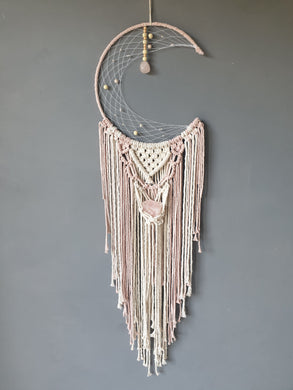 Aphrodite Moon dreamcatcher