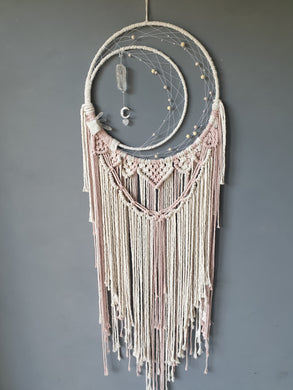 Gaia Moon dreamcatcher