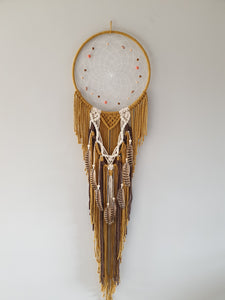 Autumn Spice Dreamcatcher