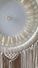 Load image into Gallery viewer, Boho lace dreamcatcher