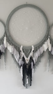 Huge 3 piece Dreamcatcher