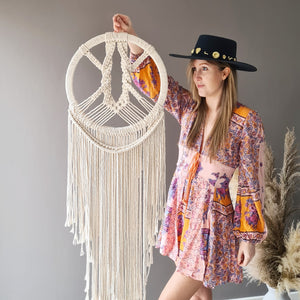 Metamorphose macrame Tutorial