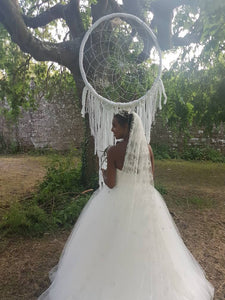 Huge dreamcatcher, wedding dreamcatcher