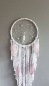 Girly dreamcatcher