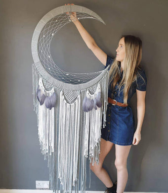 Maia moon dreamcatcher