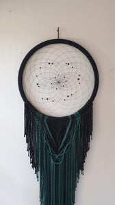 Large Gothic Dream Catcher