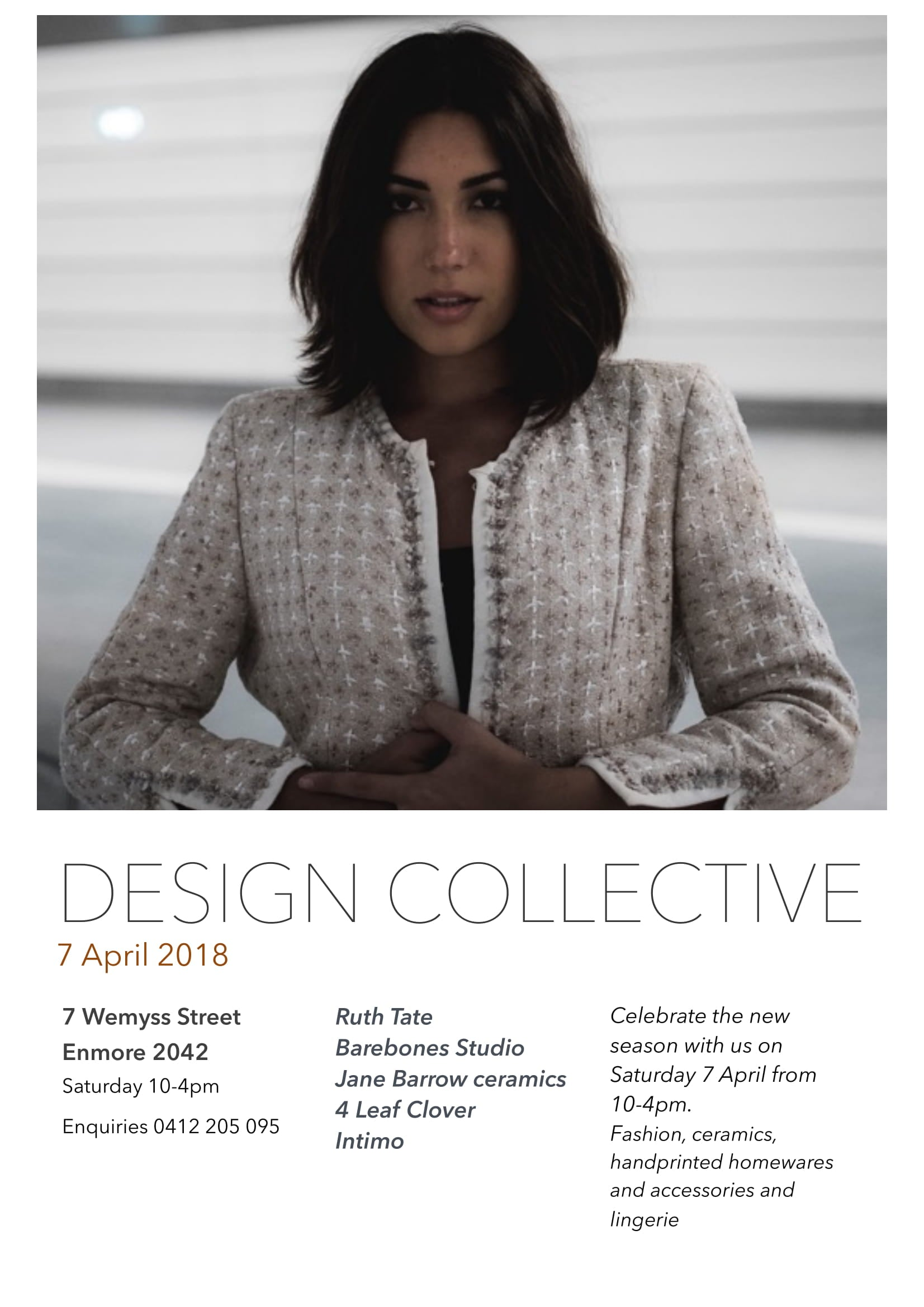 Design Collective 7 April 2018