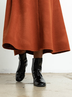 1-Valencia skirt- Tobacco