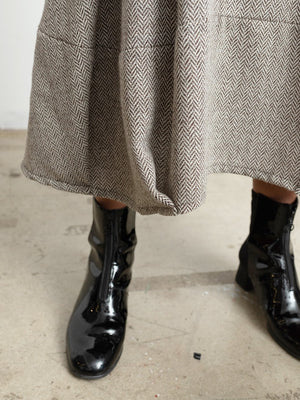 1-Riley skirt -tweed