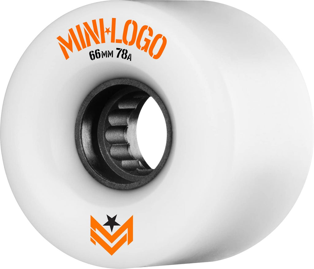 Mini-Logo Wheels - A-Cut / Soft Wheels