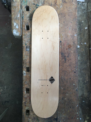 "LGS Skateboard ""Bitchies"" 8'3"