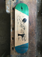 "LGS Skateboard ""Flash"" 8.3''"
