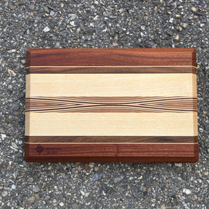 LGS wooden chopping board - small