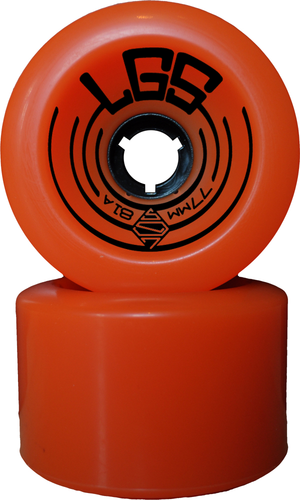 LGS Wheels 77mm 81a