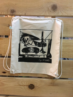 "LGS string bag ""Picasso"""