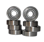 Bearings SKF ABEC 5, spacer