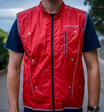 Load image into Gallery viewer, Red Vest