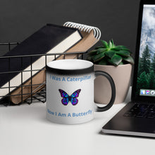 Load image into Gallery viewer, Butterfly  Magic Tea Mug