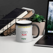 Load image into Gallery viewer, Audi Brand Magic Mug 2019