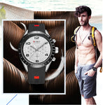CURREN Luxury Men Sports Watches