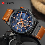Curren Luxury Watch