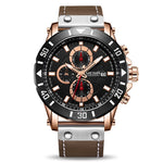 MEGIR Quartz Luxury Watch for Men