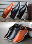 Oxfords Handmade Leather Shoe