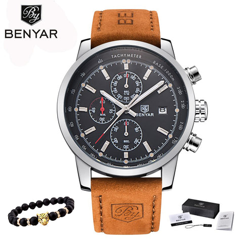 BENYAR Men Luxury Watches