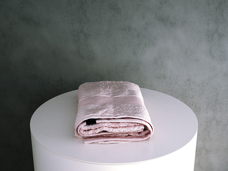 Folded Towel (bathroom)