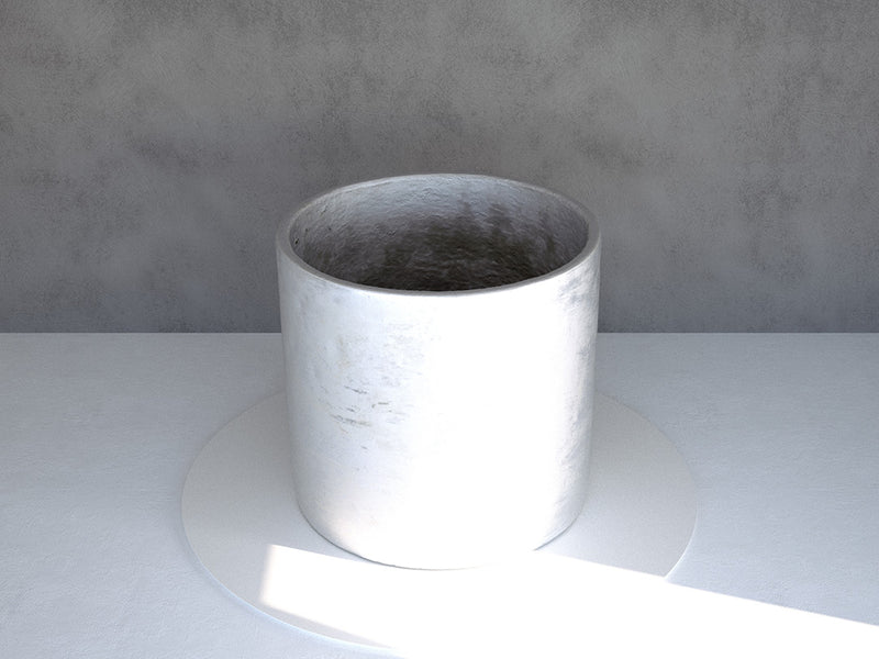 Concrete Pot (Free)