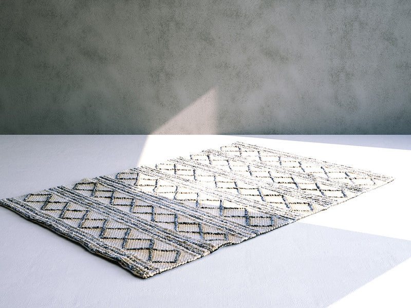 Rug: Wool Diamond