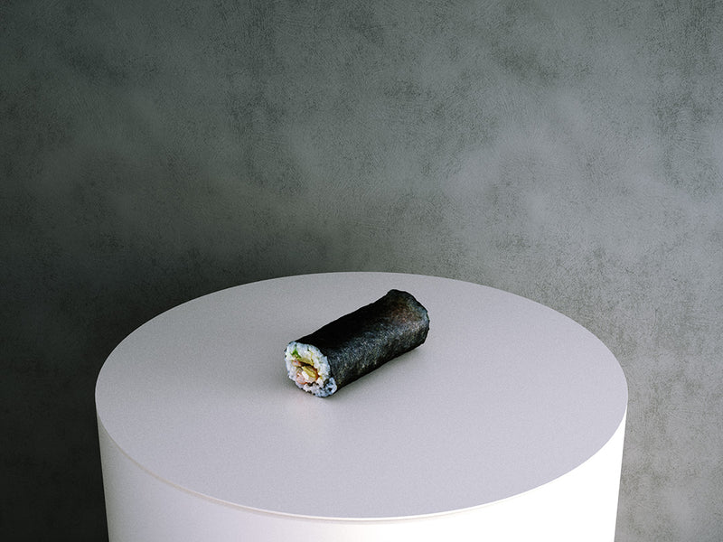 Sushi Roll (Prawn Avocado)