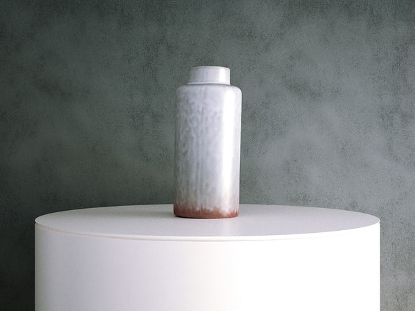 Tall Porcelain Vase
