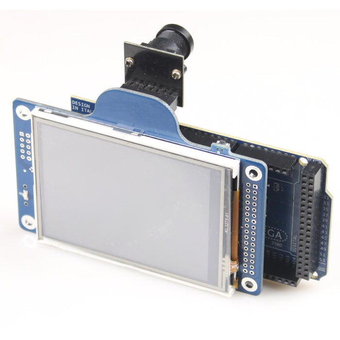 Arducam - LF Camera Shield + 3.2  LCD
