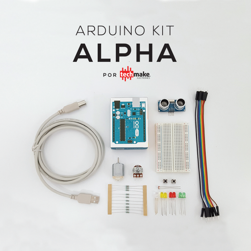 Arduino Kit Alpha - Techmake