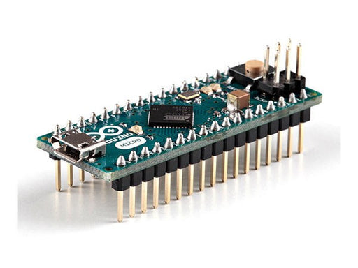 Arduino Micro con Headers