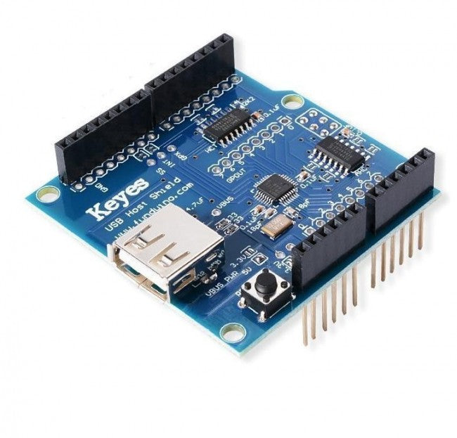 USB Host Shield - Arduino, Google Android ADK