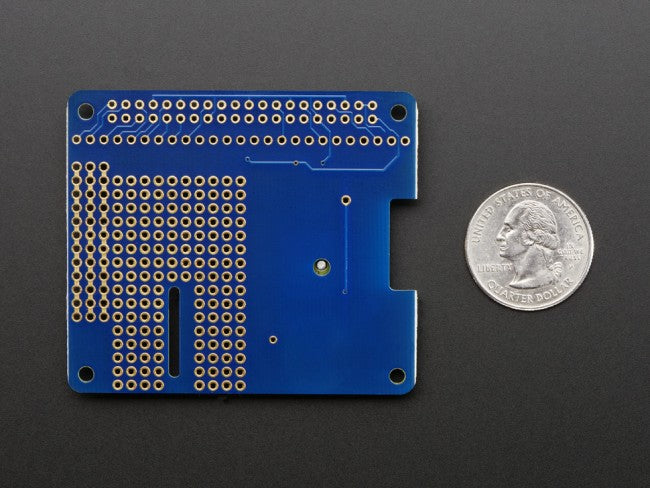 Adafruit Ultimate GPS HAT para Raspberry Pi A+/B+/Pi 2 - Mini Kit