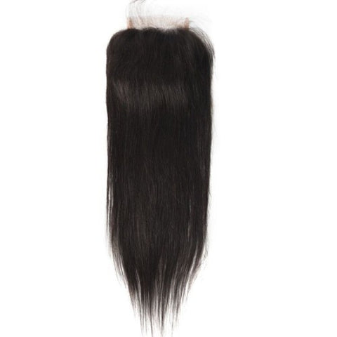 Straight Brazilian Lace Closure